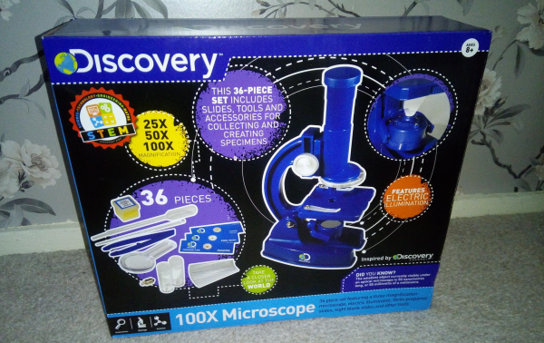 Discovery 100x Telescope Review Family Clan