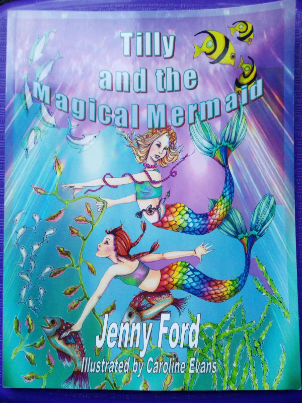 Jenny Ford Magical Mythical Books Review by Family Clan