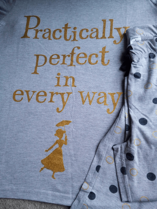 Mary Poppins Pyjamas from Next review Practically Perfect In Every Way