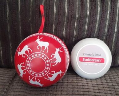 My Little Sudocrem - Skin Care Cream Review Family Clan