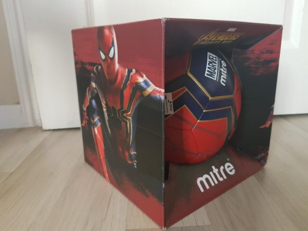 Marvel Avengers: Infinity War Mitre Footballs Review Family Clan
