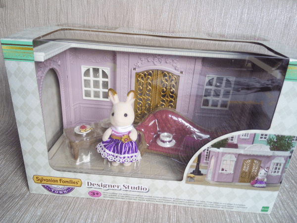 Sylvanian Families review Family Clan