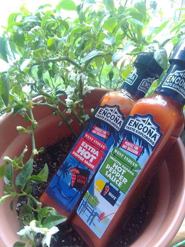 Encona Sauces review by Family Clan