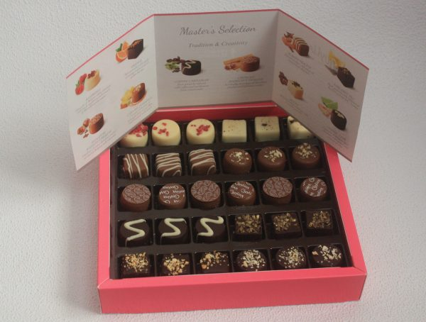 Guylian Master's Selection Chocolates Review Family Clan