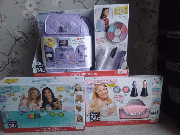 Project Mc2 review by Family Clan