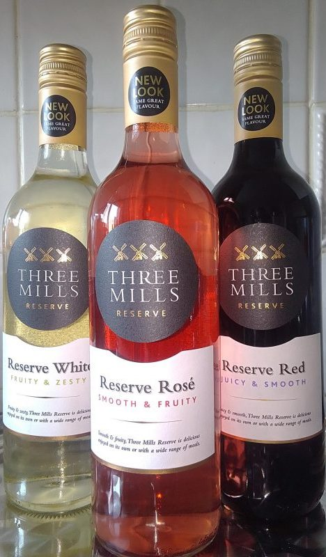 Three Mills Wine