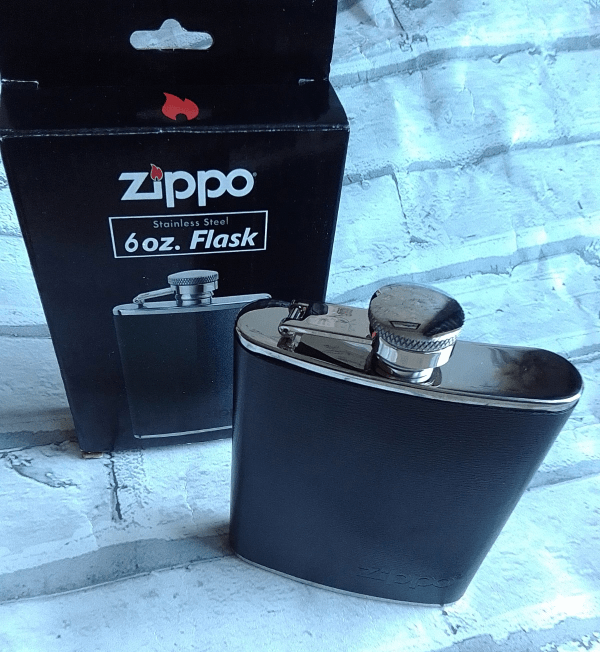 Zippo Hip Flask review by Family Clan