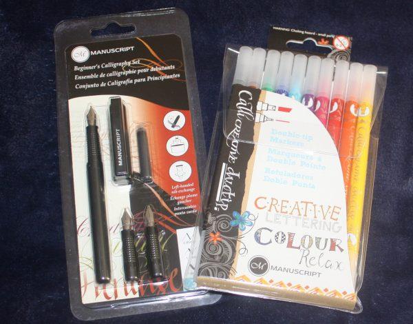 Manuscript Pen Company Calligraphy Set Review Family Clan