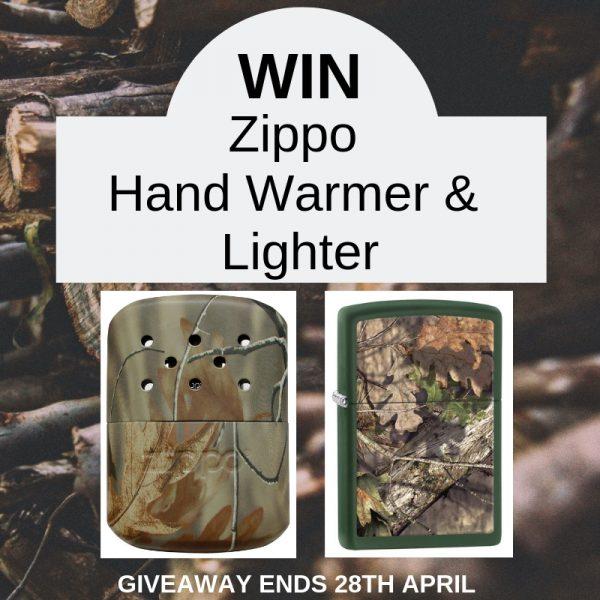 WIN Zippo Handwarmer Hand Warmer Family Clan
