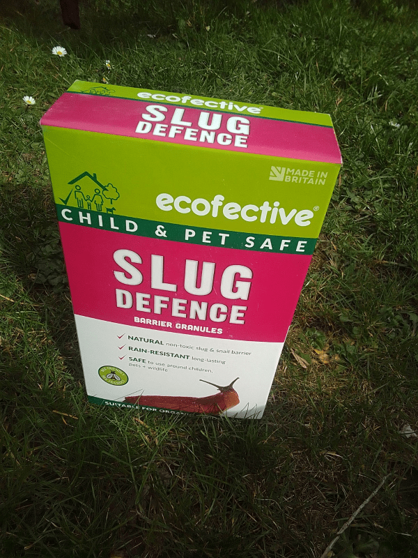 ecofective child and pet safe gardening products review by Family Clan