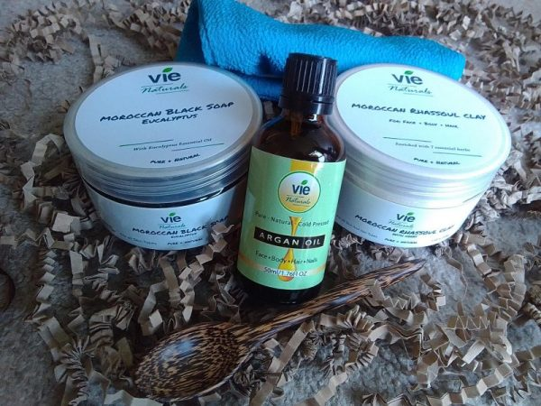Vie Naturals review by Family Clan