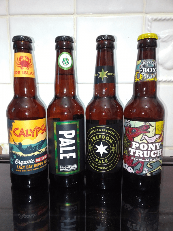 Best of British Beer review by Family Clan