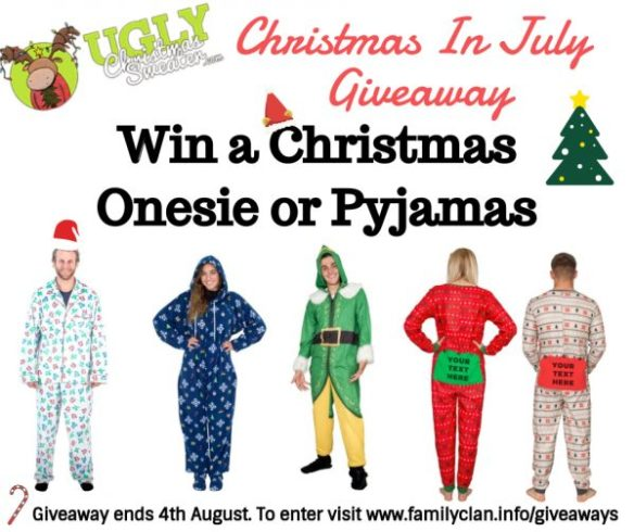 Christmas Giveaways 2019.Giveaway Christmas In July Family Clan Blog