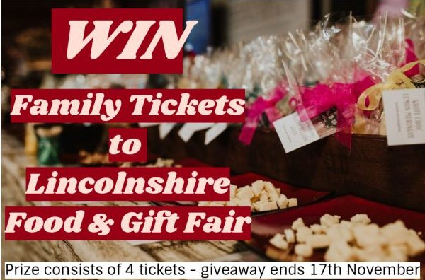 The Lincolnshire Food and Gift Fair Poster Family Clan