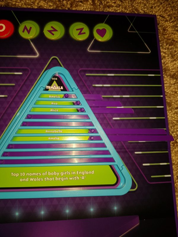 Tenable board game club review by Family Clan