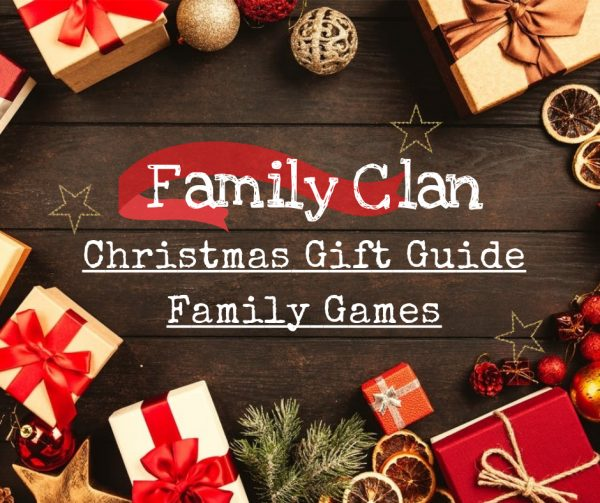Family Clan Christmas Gift Guide Family Games