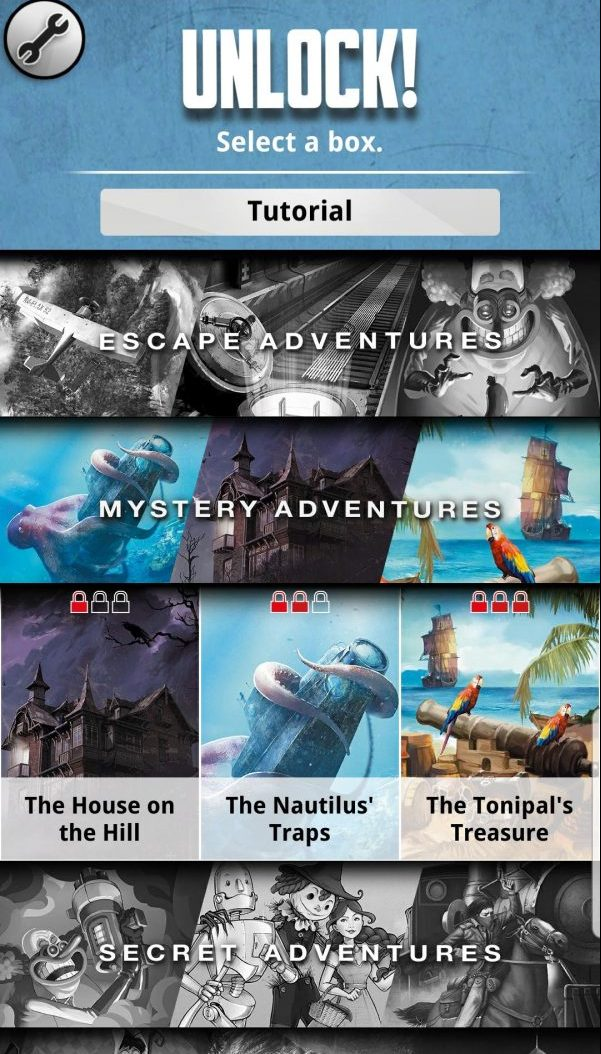 Unlock Mystery Adventures Review by Family Clan