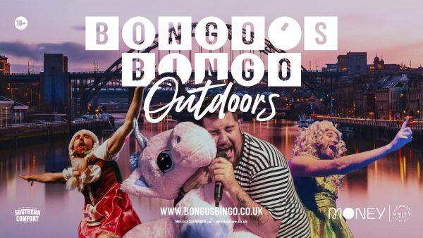Bongo's Bingo outdoors
