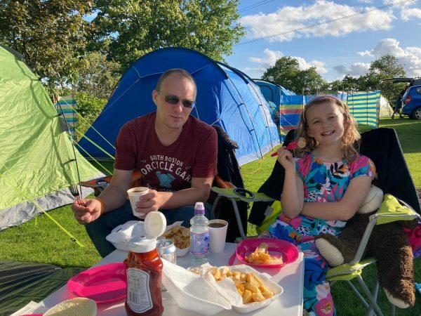 Chippy Tea Sunday Snap 26th July 20120 Family Clan