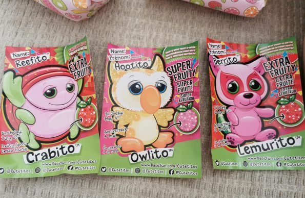 Cutetitos Fruititos Review by Family Clan