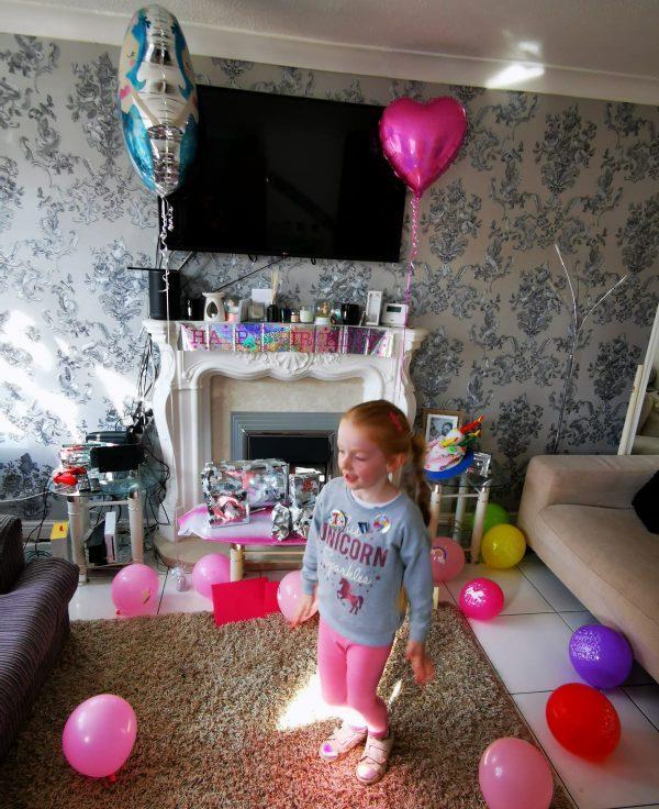 Birthday, Cake & Even More Cake! Family Clan