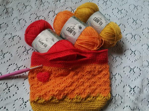 Chloey's Birthday Crochet Family Clan