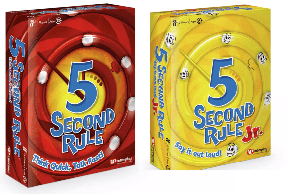 5 second rule collection