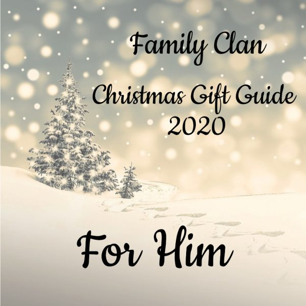 Christmas Gift Guide 2020 For Him - Made with DesignCap