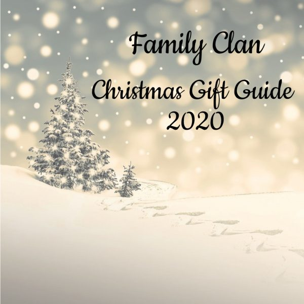 Family Clan Christmas Gift guide 2020 - Made with DesignCap