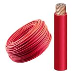 cable 8 AWG rouge family coste panneaux solaires