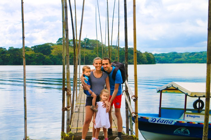 family coste catemaco mexique