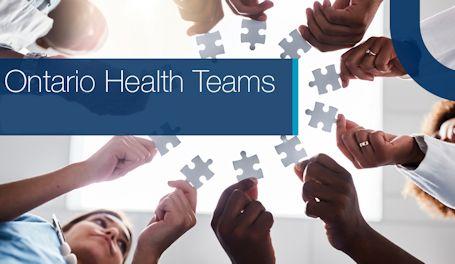 Ontario Health Teams (OHT)