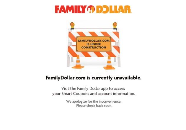 Family Dollar Decor
