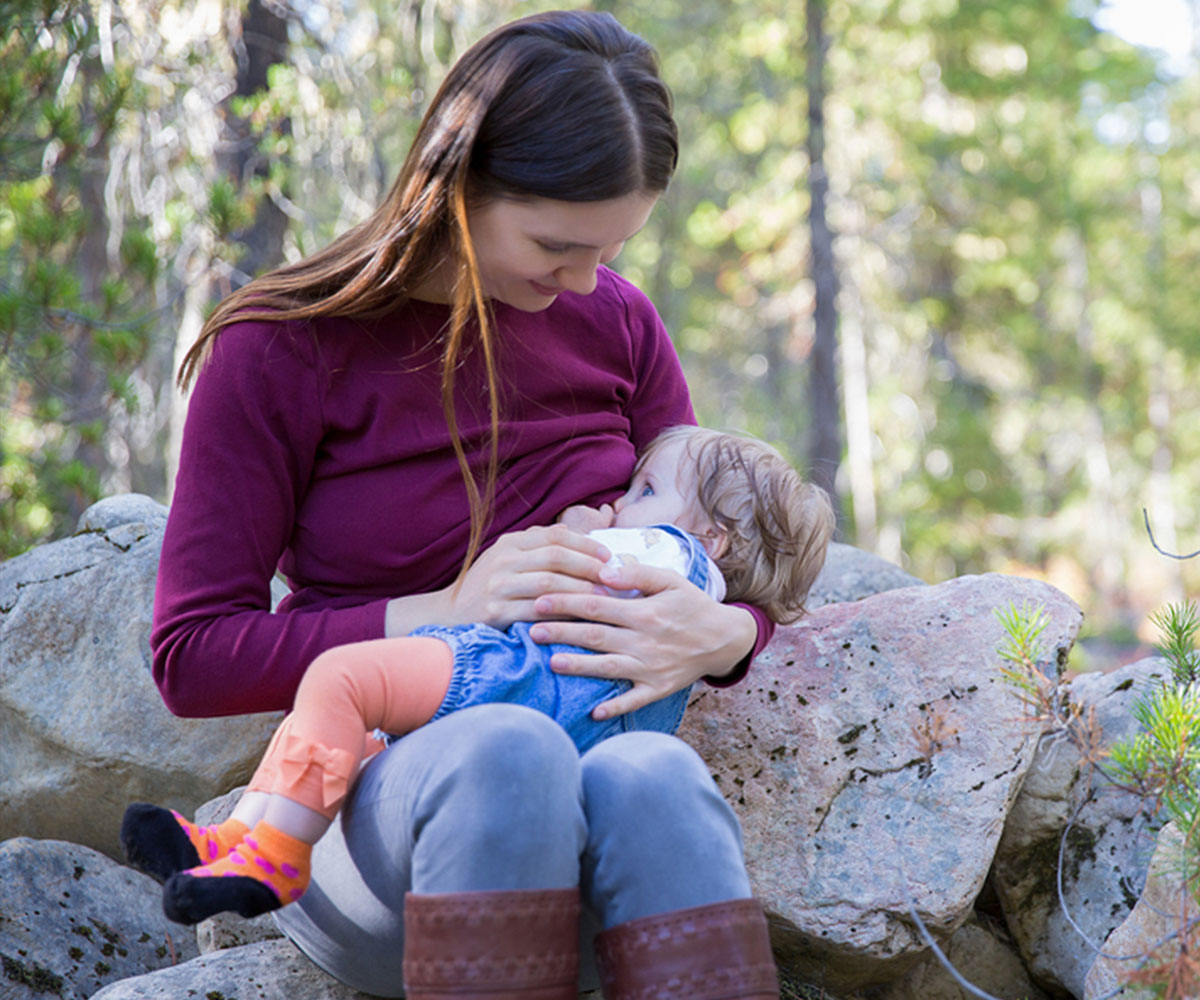 4 Tips To Wean Your Breastfeeding Toddler