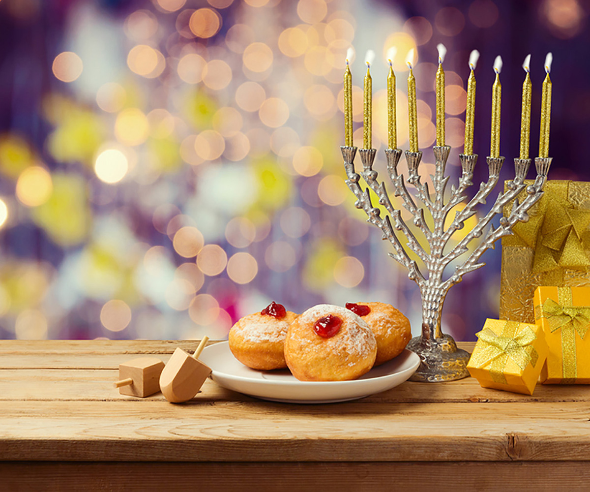 3 Hanukkah Recipes To Get Your Party Started