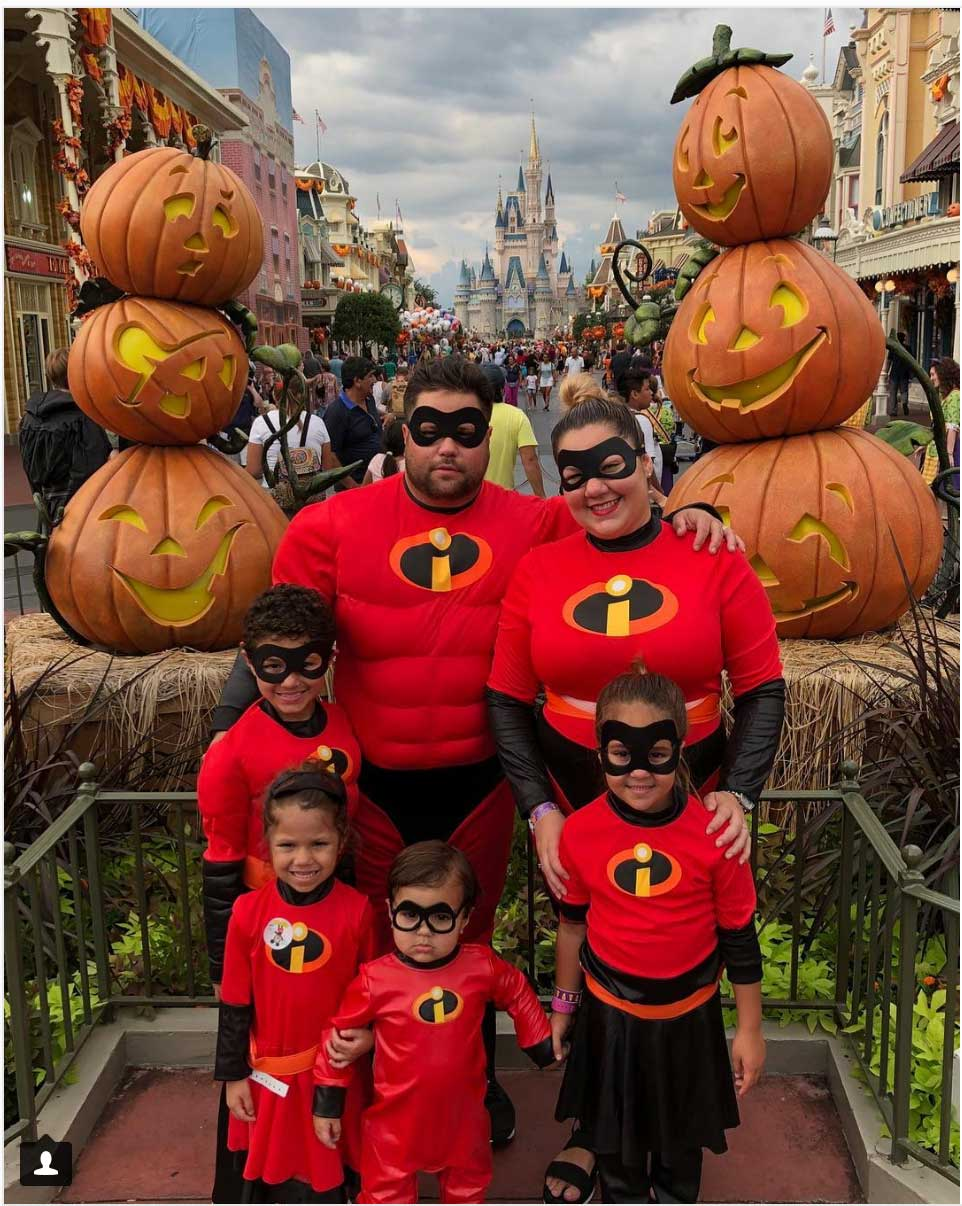 Top Trending Kids And Family Halloween Costumes Of 2018