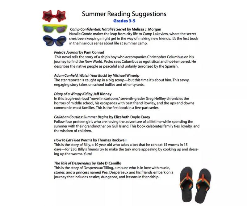 summer school curriculum for 3rd grade holliddays co