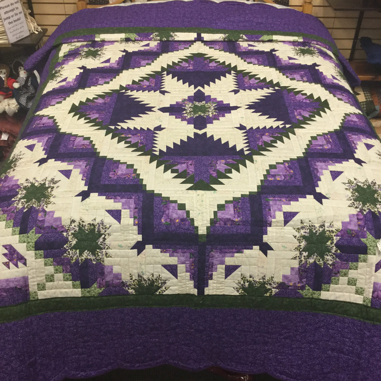 Eureka Quilt | Queen Sized | Family Farm Handcrafts | Gift Ideas : quilting queen - Adamdwight.com