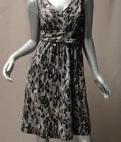 lepoard print dress