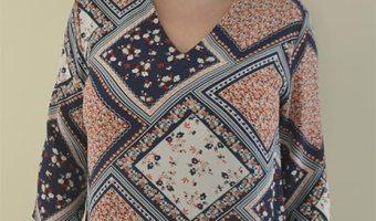 Multi-Colour-Neck-Tie-Top