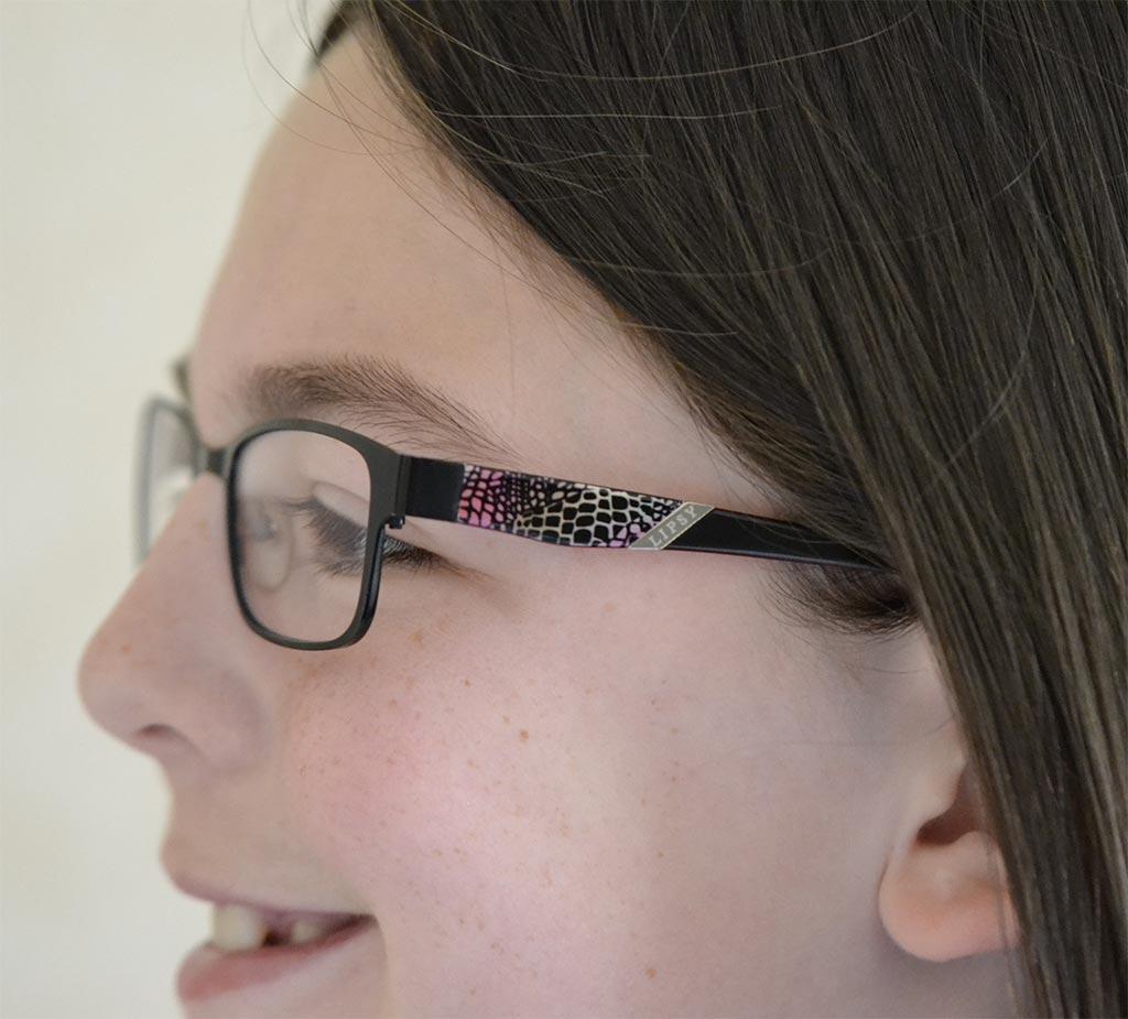 Lipsy Girls Glasses Frame