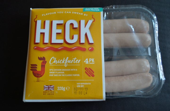HECK Chickfurter Sausages