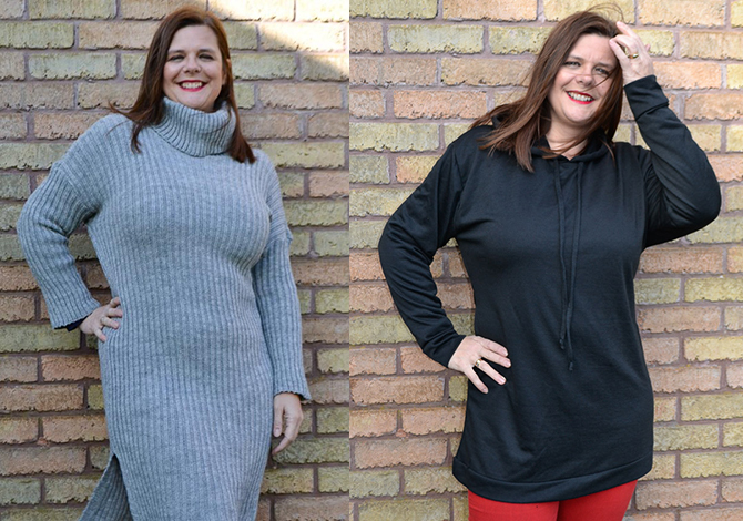 Femme Luxe Refinery Knitwear and Tunic