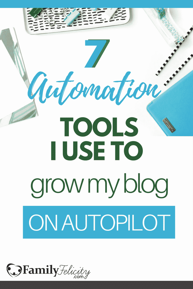Running a successful blog can be super time consuming! And most of that time is spend doing administrative tasks instead of actually creating awesome content for your readers. This post shares my favorite automation tools I use to grow by blog on auto-pilot so you can too!