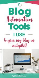 Running your blog the old-fashioned way? You need the right blogging tools to help you automate and get your time back! Click to get the full list of tools...