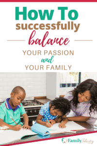 Running a business or blog and raising your family at home can be hard to balance! These tips will have you quickly feeling at ease! #business #blogging #momlife #homelife #momadvice #kidsandparenting #parenting