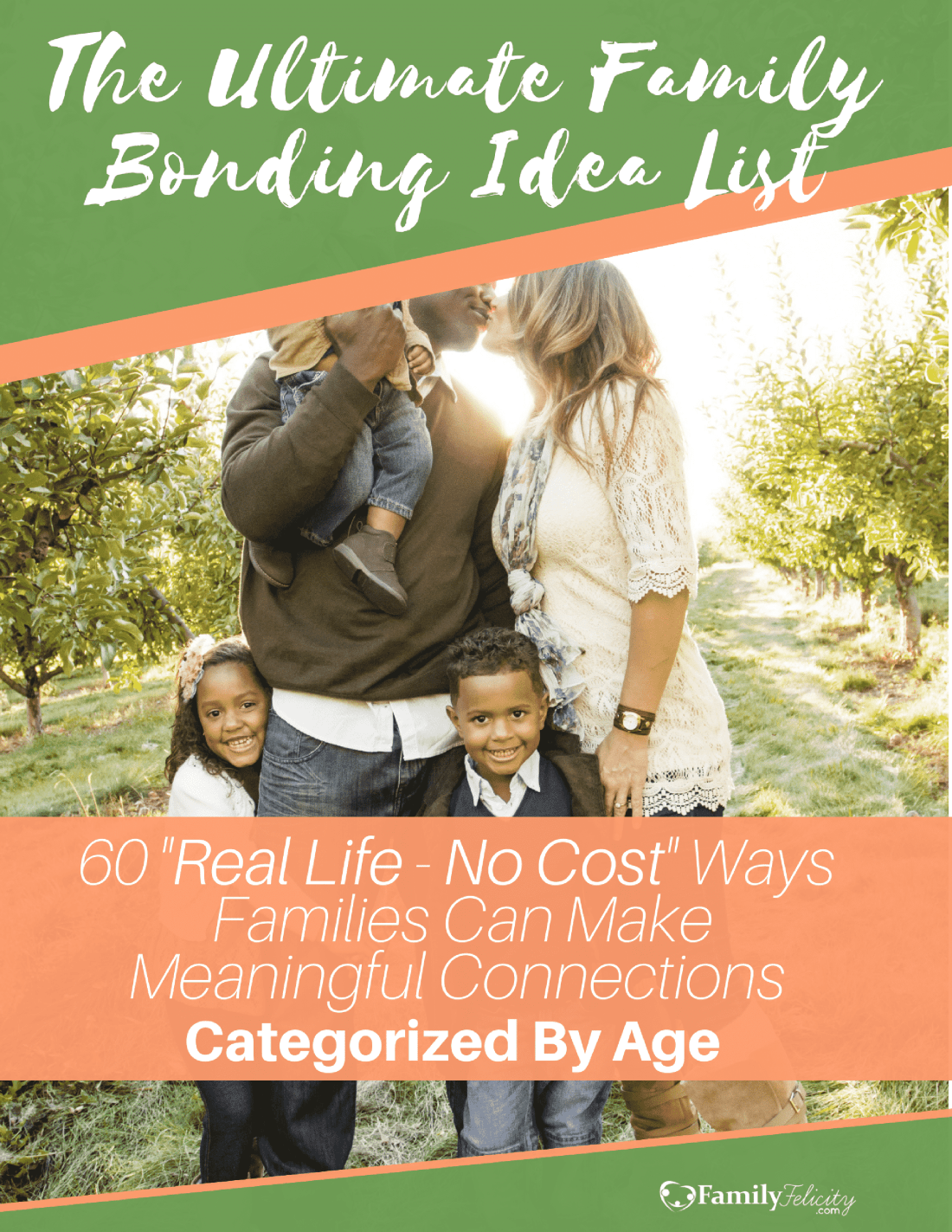 The Ultimate Family Bonding Idea List By Age
