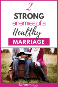 All marriages, even super healthy marriages need work and attention. Learn how even happy couples can end up in trouble and how to spot that trouble before it starts so your marriage can stand the test of time!