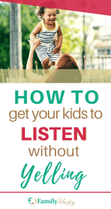 Getting your kids to listen and obey what you say is a huge parenting struggle. To get your kids to listen requires an effective discipline strategy starting with creating consistent boundaries and giving correction in love.