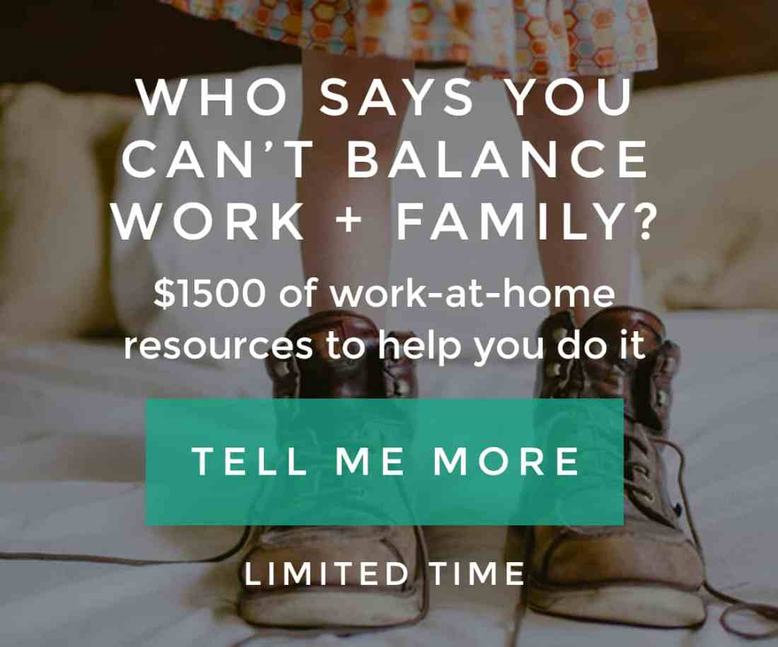 Work at Home Life Bundle